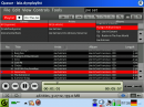 {Quasar} Shown is the new toolbar and play list selector.