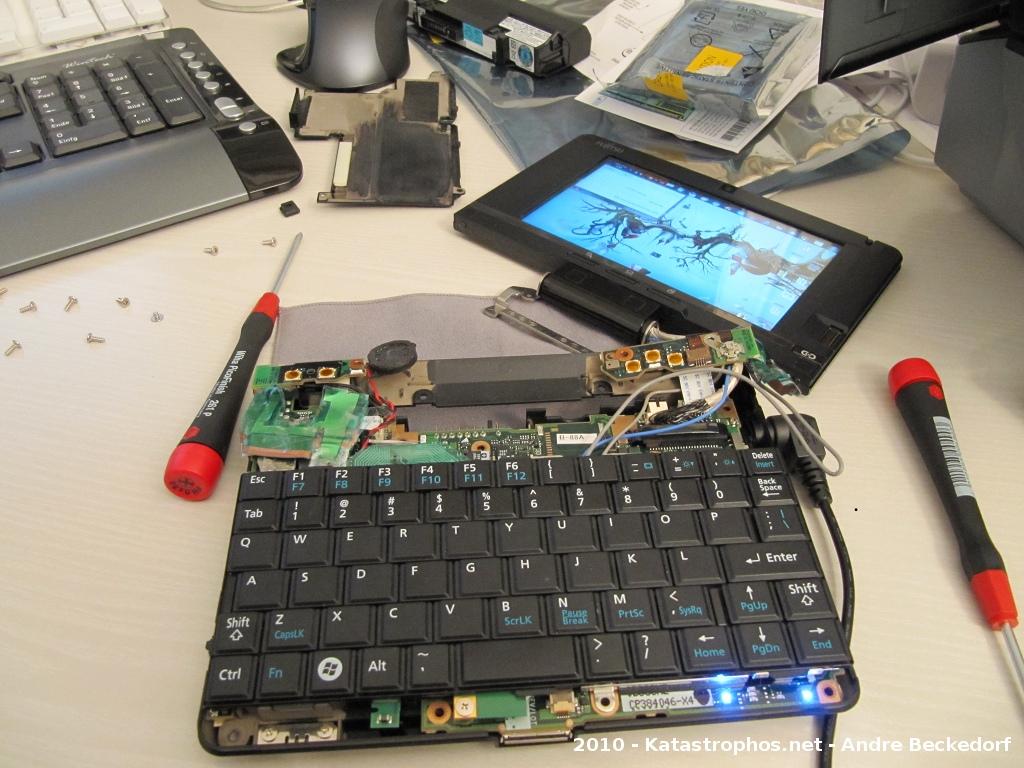 Intel 5300 AGN WiFi in Fujitsu U2010/U820 - Katastrophos net Blog