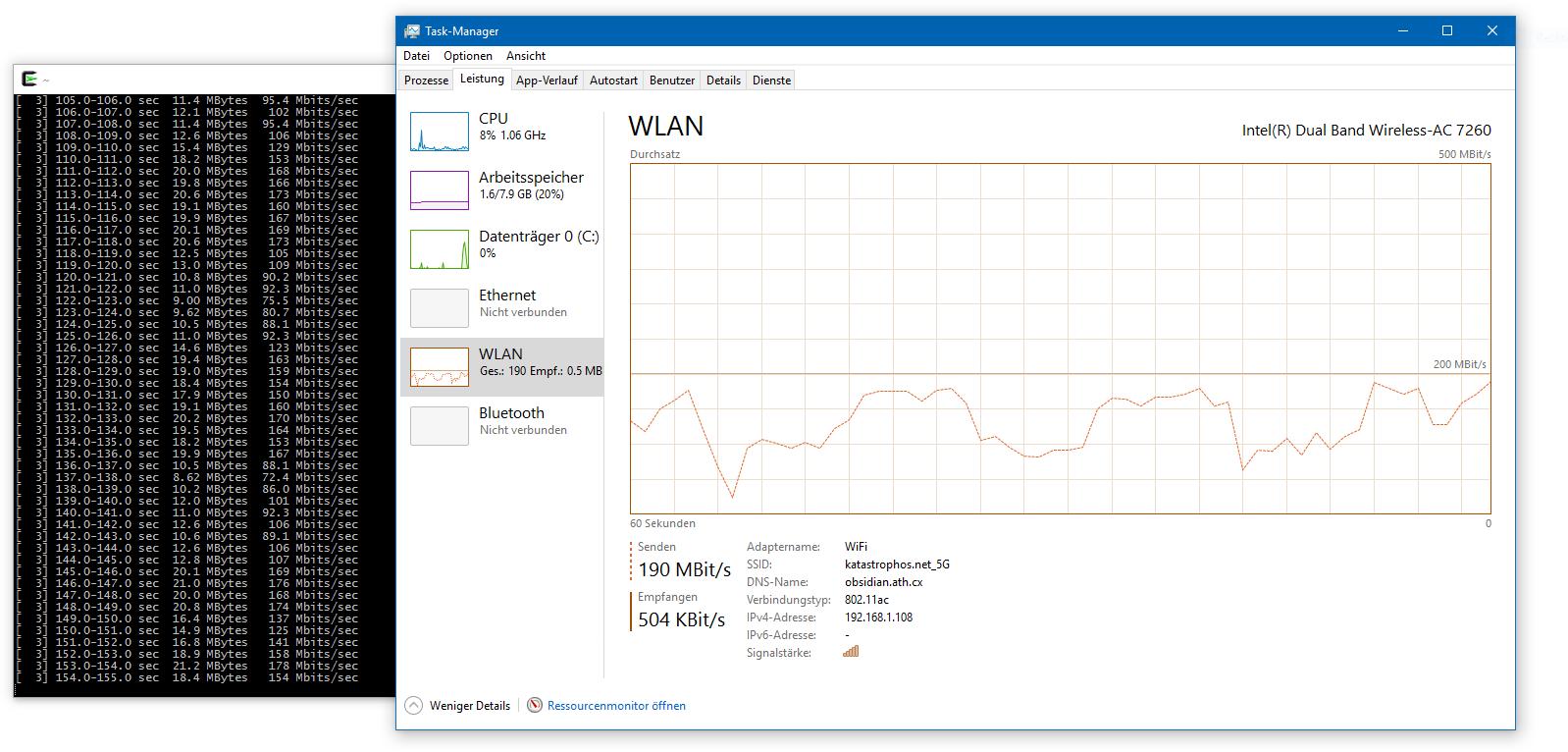 Windows 10 TH2 Wifi/WLAN AutoConfig scan bug - Katastrophos net Blog